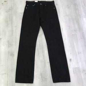 Levis 501 Original Premium 100% Cotton Big E Jeans